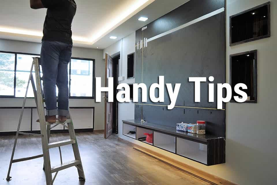 Handy Tips for Home Renovation