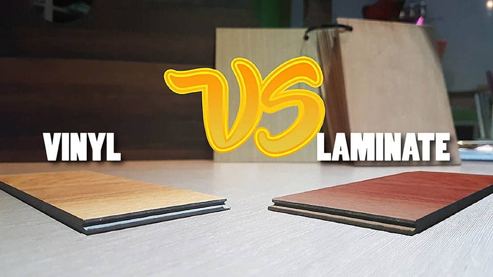 Laminate vs. Vinyl Flooring